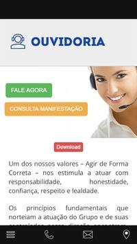 Ouvidoria Grupo Andrade screenshot 1