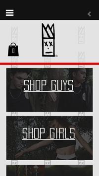 LMNY Shop poster