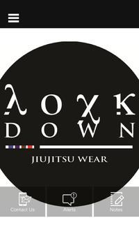 Lockdown Jiujitsu Wear apk screenshot