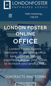 London Foster Agent apk screenshot