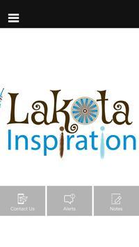 Lakota Inspire poster