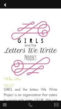 Letters We Write screenshot 2