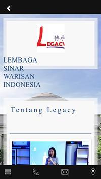 Legacy Indonesia screenshot 1