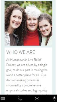 LiveRelief screenshot 1