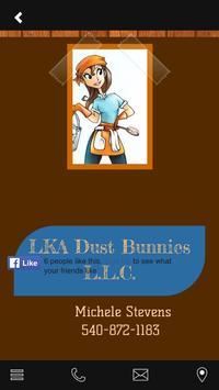 LKA Dust Bunnies LLC apk screenshot