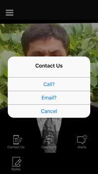 Mobile resume apk screenshot
