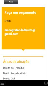 Monografando Direito screenshot 1