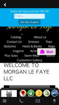 Morgan Le Faye screenshot 1