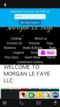 Morgan Le Faye screenshot 2