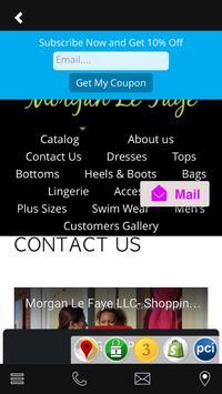 Morgan Le Faye screenshot 3