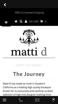 Matti D Mobile Style apk screenshot