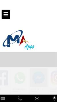 MA APPS poster