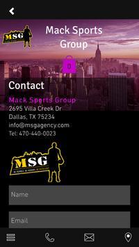 Mack Sports App screenshot 5