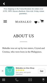 Mahalko apk screenshot