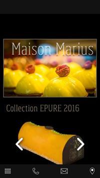 Maison Marius poster