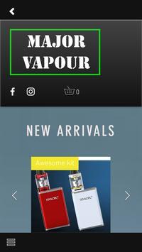 Major Vapour screenshot 1