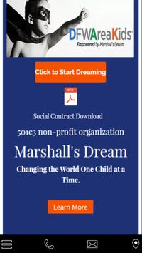 Marshall's Dream poster