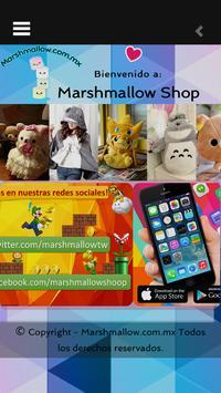 Marshmallow Shop poster