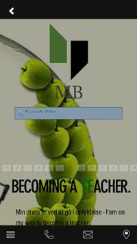 Martin Bugtrup's teaching apk screenshot