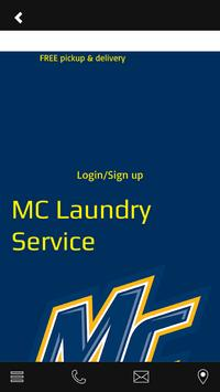MC Laundry Service screenshot 2