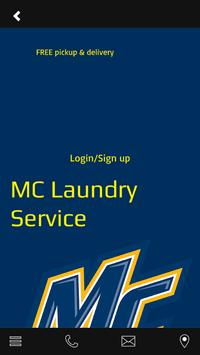 MC Laundry Service screenshot 4