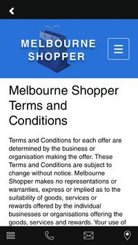 Melbourne Shopper apk screenshot
