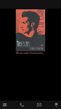 mens art poster