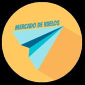 Mercado de vuelos MX icon