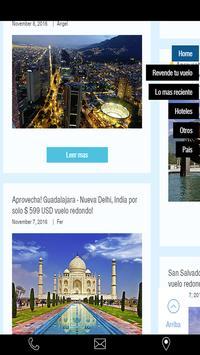 Mercado de vuelos MX apk screenshot