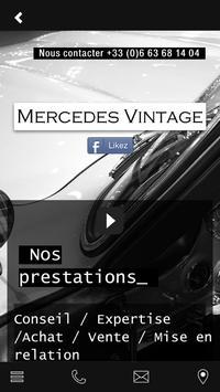 Mercedes Vintage apk screenshot