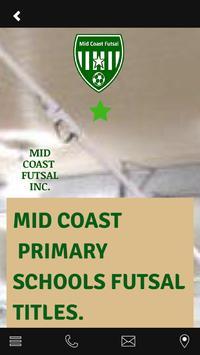 Mid Coast Futsal apk screenshot
