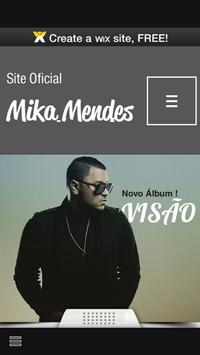 Mika Mendes Music poster