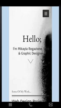 Mikayla's Web Design apk screenshot