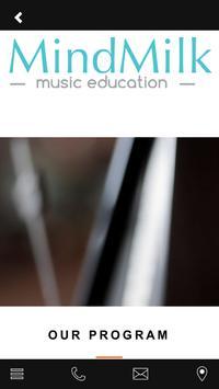 MIndMilk Music Education screenshot 1