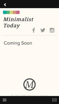 Minimalist Today apk screenshot