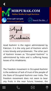 Mirpur Azad Kashmir screenshot 5