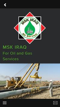 MSK Iraq Oil and Gas screenshot 2