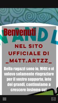 M4tt Artzz's App poster