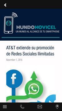 Mundo Movicel screenshot 1