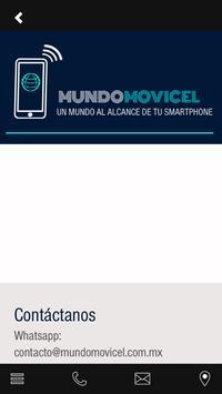 Mundo Movicel screenshot 2