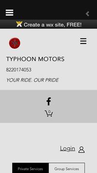My Typhoon screenshot 1