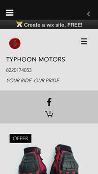 My Typhoon screenshot 2