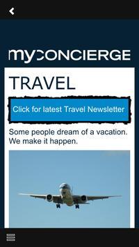 myConcierge apk screenshot