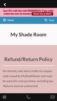 My Shade Room apk screenshot