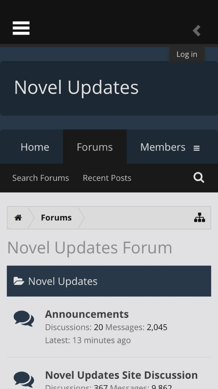 NovelUpdates Reader for Android - APK Download