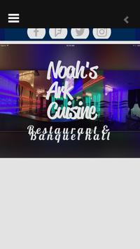 NOAHS'S ARK CUISINE apk screenshot