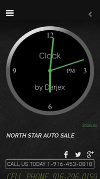 NORTH STAR AUTO SALE poster