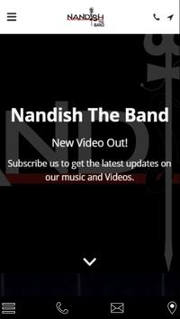 Nandish Band poster