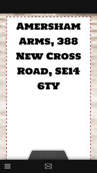 New Cross Folk Club poster
