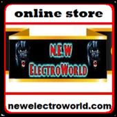 New Electro World icon